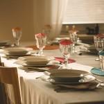 פינות אוכל מעוצבות לעיצוב בית מרשים