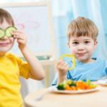 הקניית הרגלי מזון נכונים לילדים - yamiyami.co.il