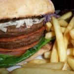 המבורגר טבעוני – הייתם מאמינים כמה זה טעים?!